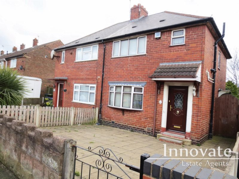 3 Bedrooms Semi Detached House for sale in Johnston Street, West Bromwich