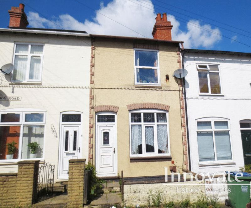3 Bedrooms Terraced House for sale in Clarendon Road, Smethwick
