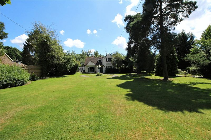 Hare Lane Blindley Heath