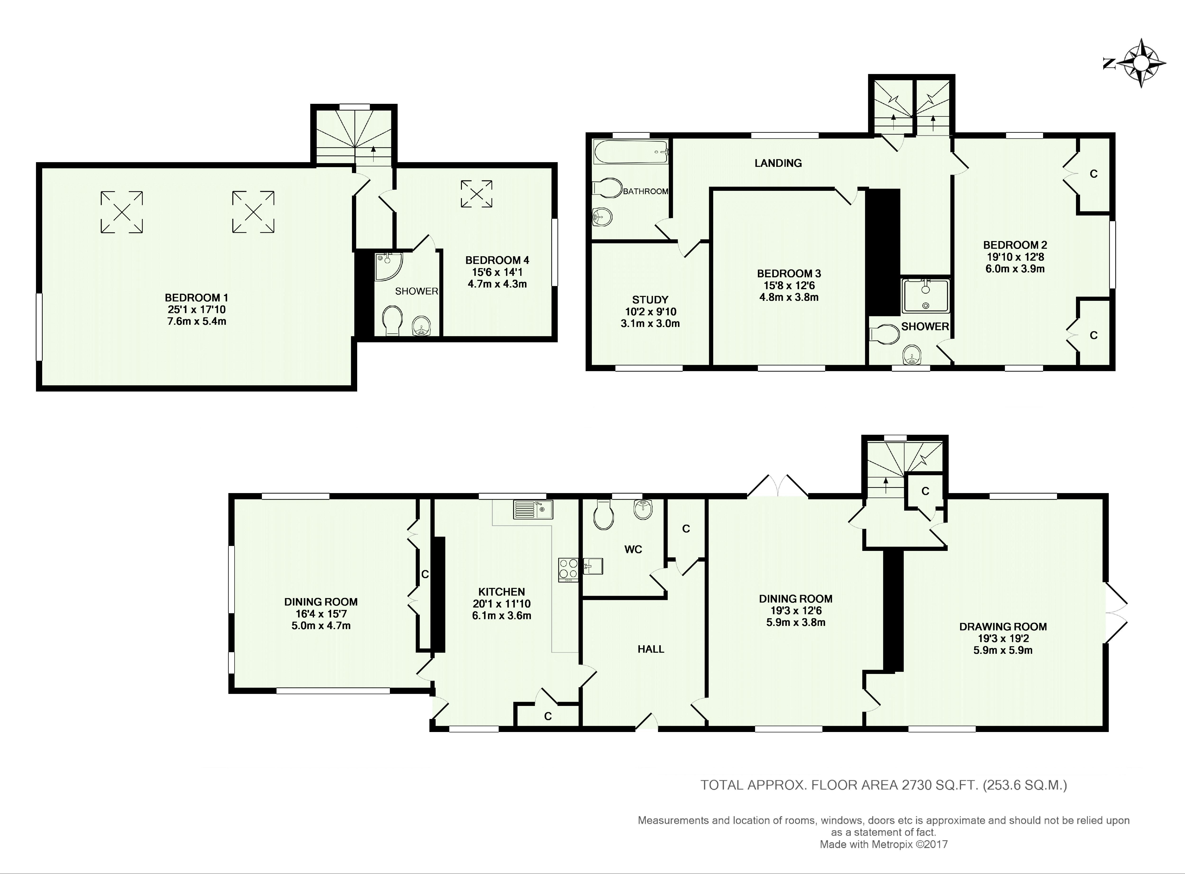 Mudbrooks Floorplan