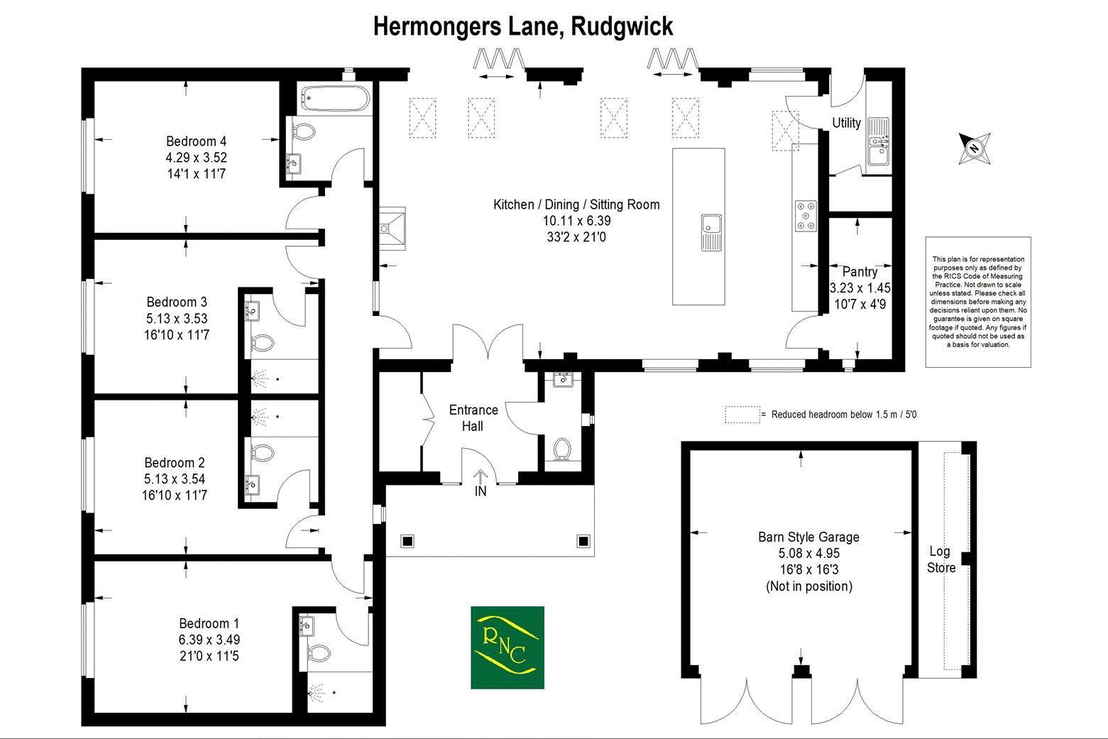 Fawn House Floorplan