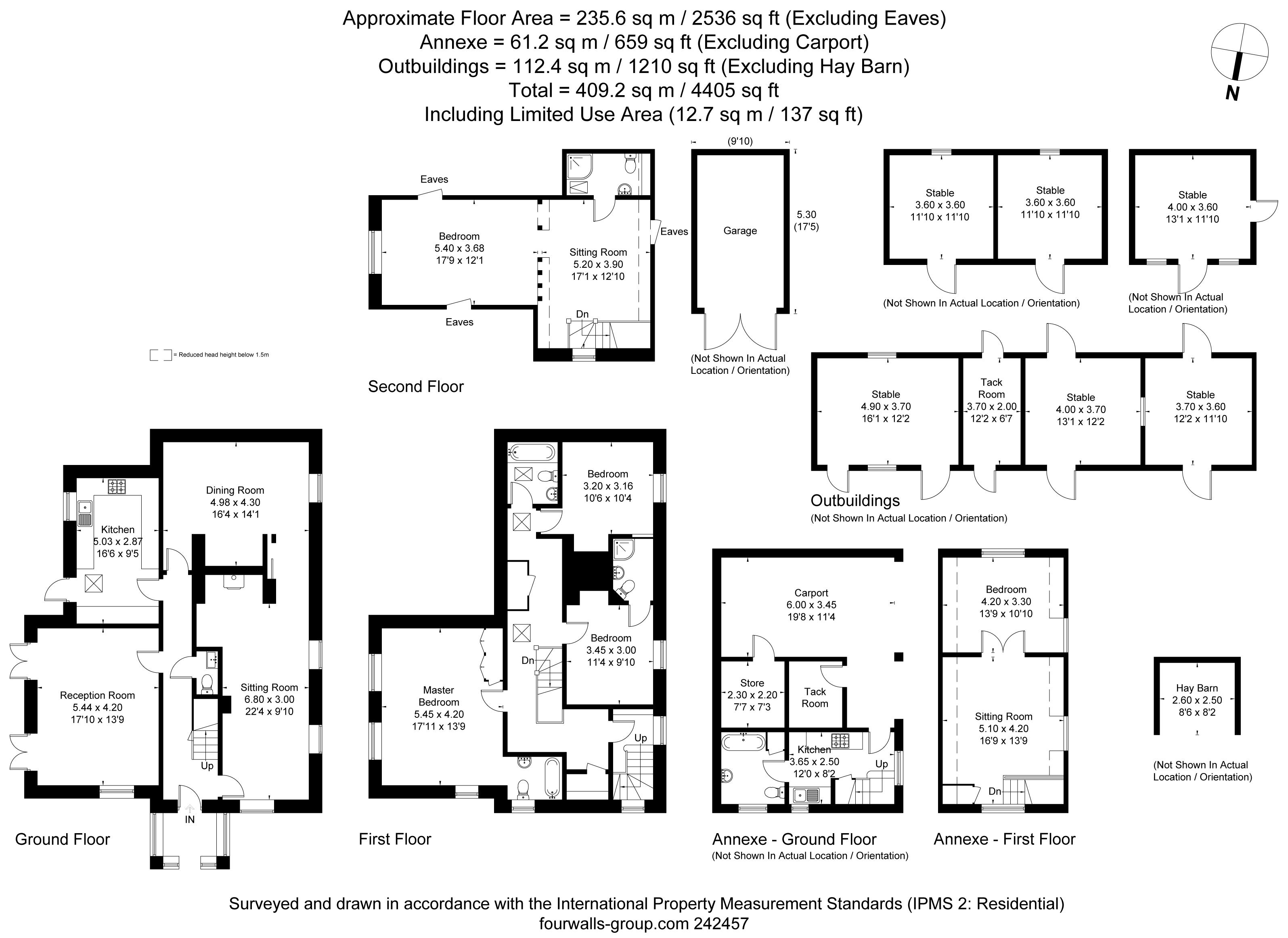 Home Farmhouse Floorplan