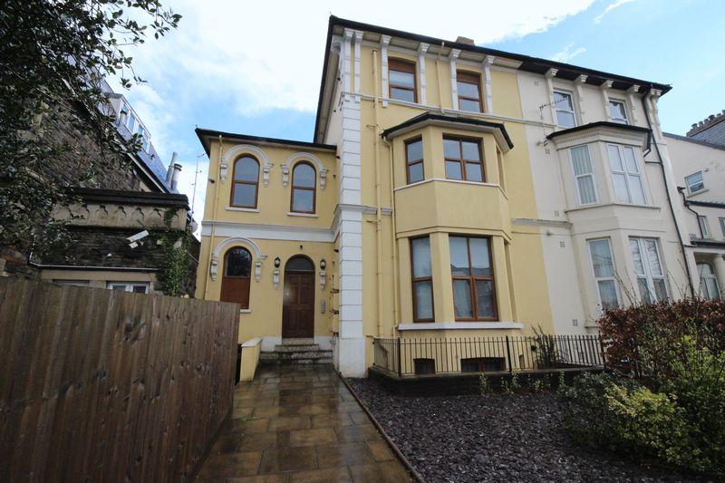 1 Bedroom Flat for sale in Newport Road, Roath
