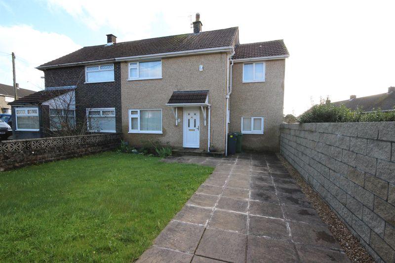 3 Bedrooms Semi Detached House for sale in Milverton Road, Llanrumney