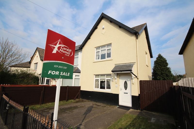 2 Bedrooms Terraced House for sale in Clydesmuir Road, Tremorfa