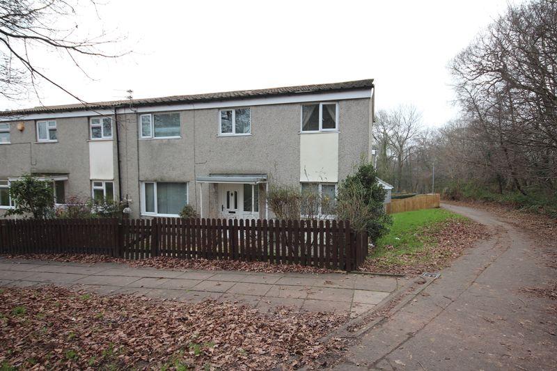 4 Bedrooms Terraced House for sale in Bryn Y Nant, Llanedeyrn