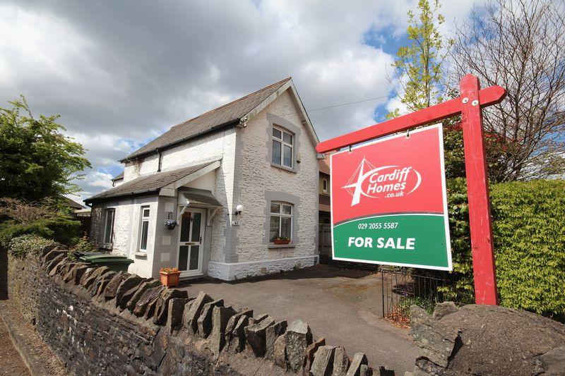 3 Bedrooms Detached House for sale in Fidlas Road, Llanishen