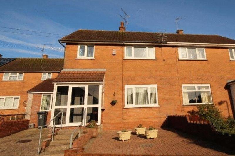 4 Bedrooms Semi Detached House for sale in Braunton Avenue, Llanrumney