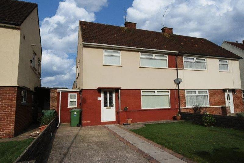 3 Bedrooms Semi Detached House for sale in Llanmorlais Road, Gabalfa
