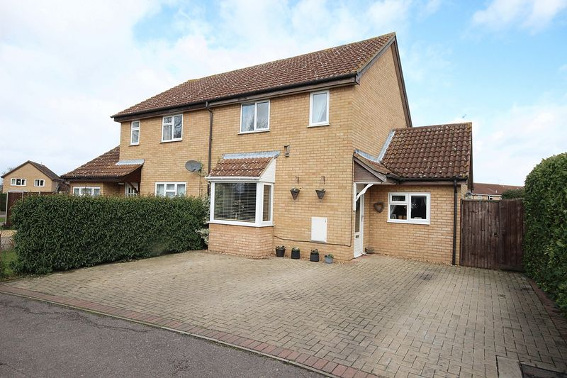 3 Bedrooms Semi Detached House for sale in Victoria Drive, Houghton Conquest