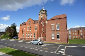 Clock Tower View Wordsley