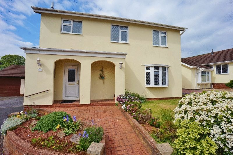 3 Bedrooms Detached House for sale in Fox Tor Close - PAIGNTON (Hookhills) Ref: AC13
