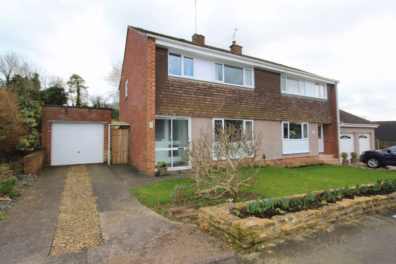 3 Bedrooms Semi Detached House for sale in Wolfridge Ride, Alveston