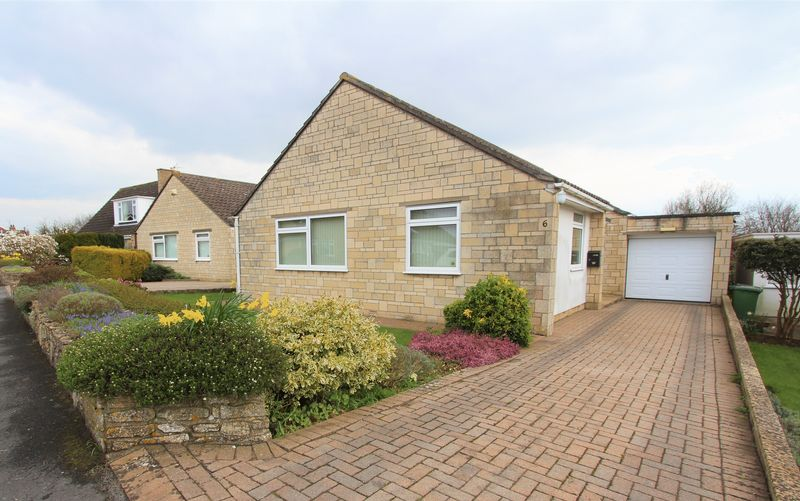 3 Bedrooms Detached Bungalow for sale in Greenwood Drive, Alveston