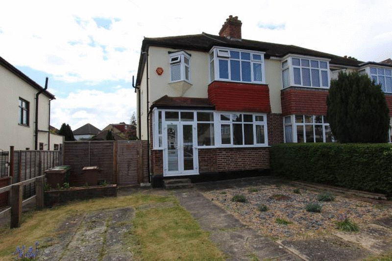 3 Bedrooms Semi Detached House for sale in Charminster Road, Worcester Park
