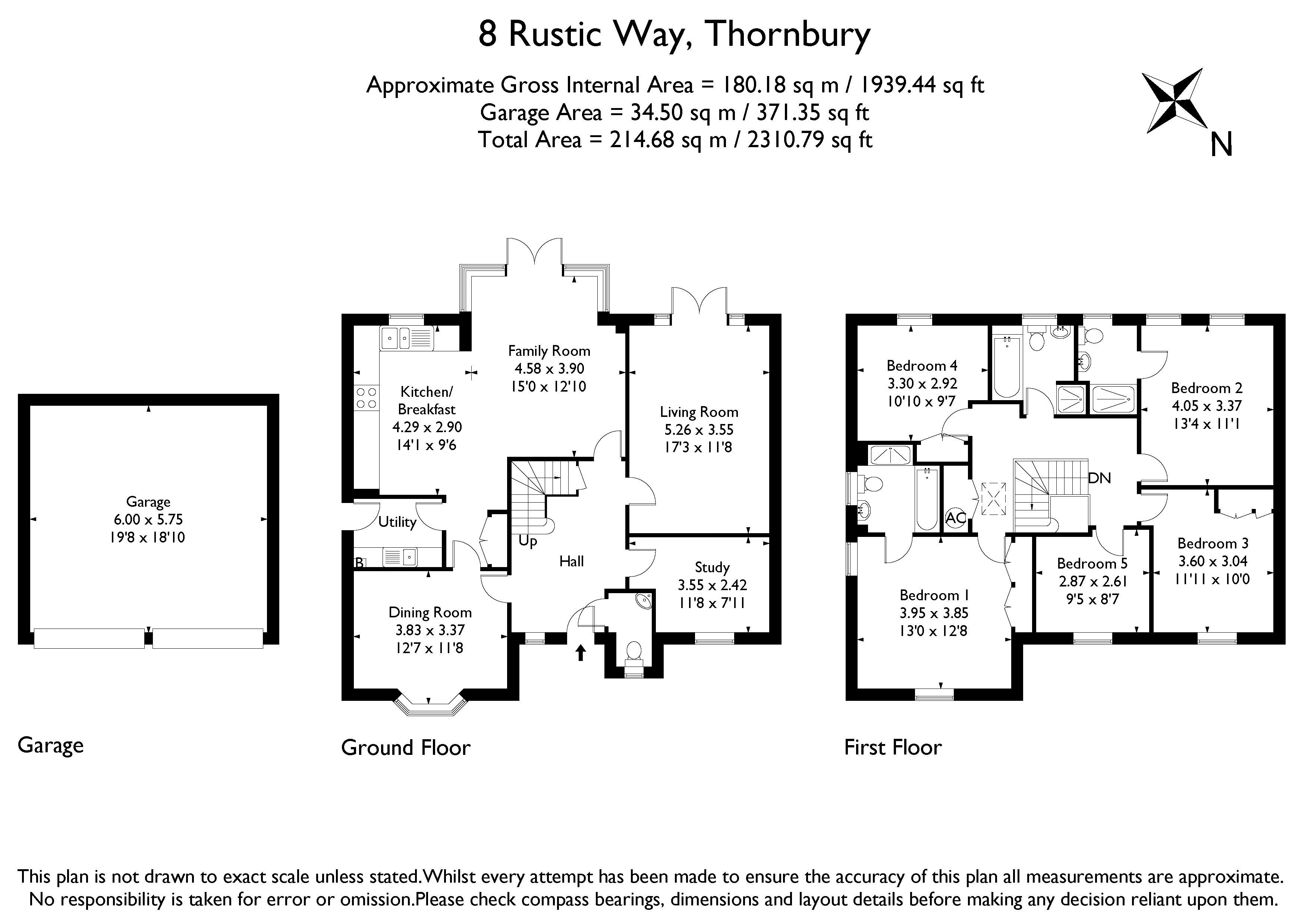 Rustic Way Thornbury