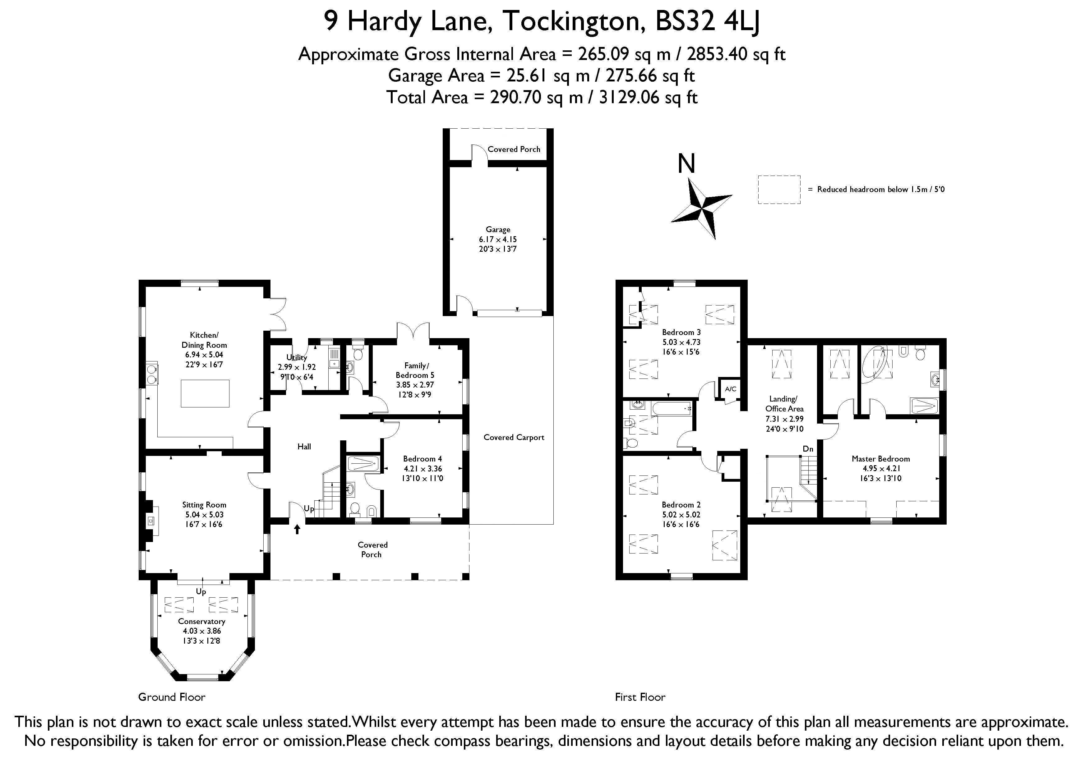 Hardy Lane Tockington