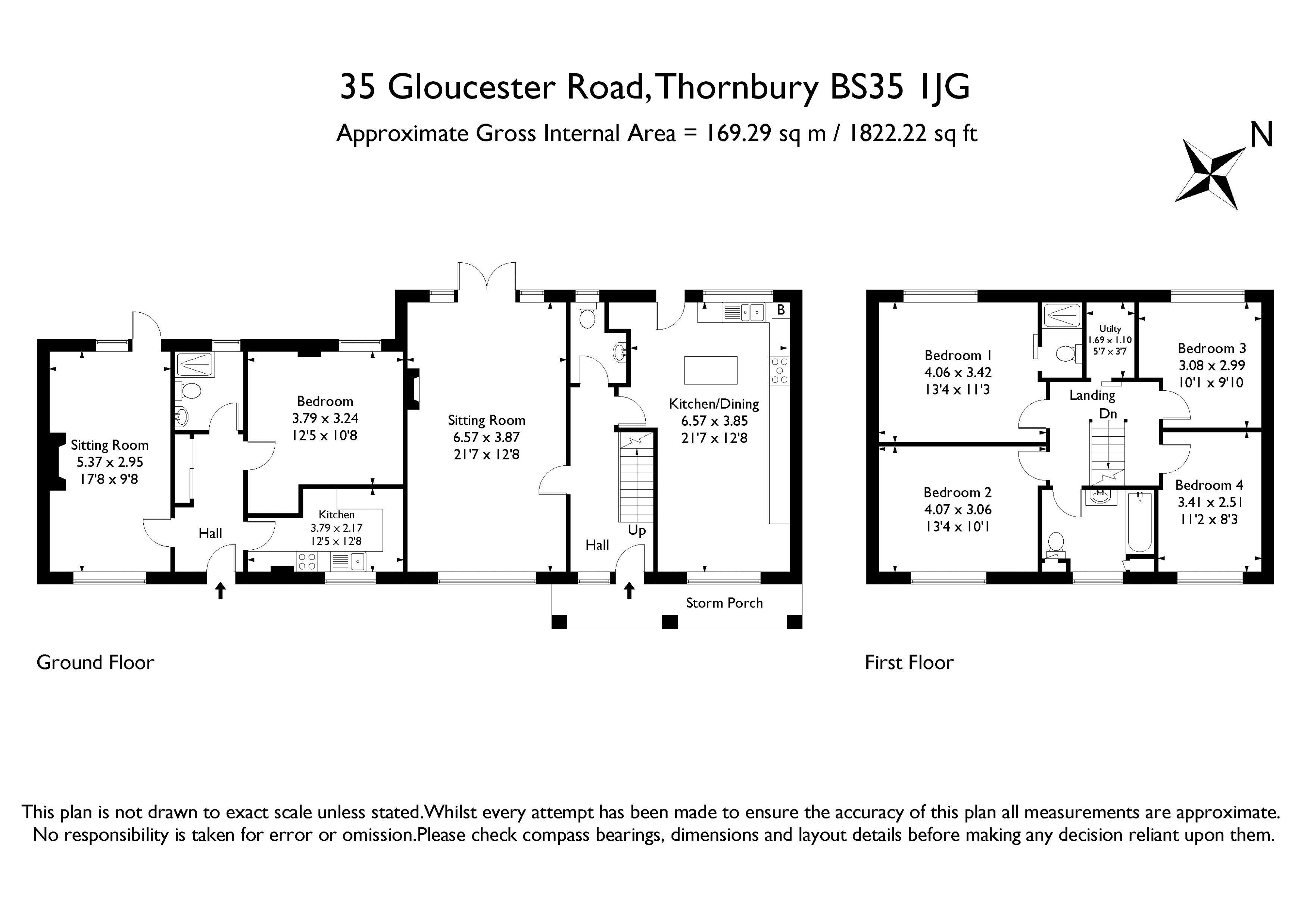 Gloucester Road Thornbury