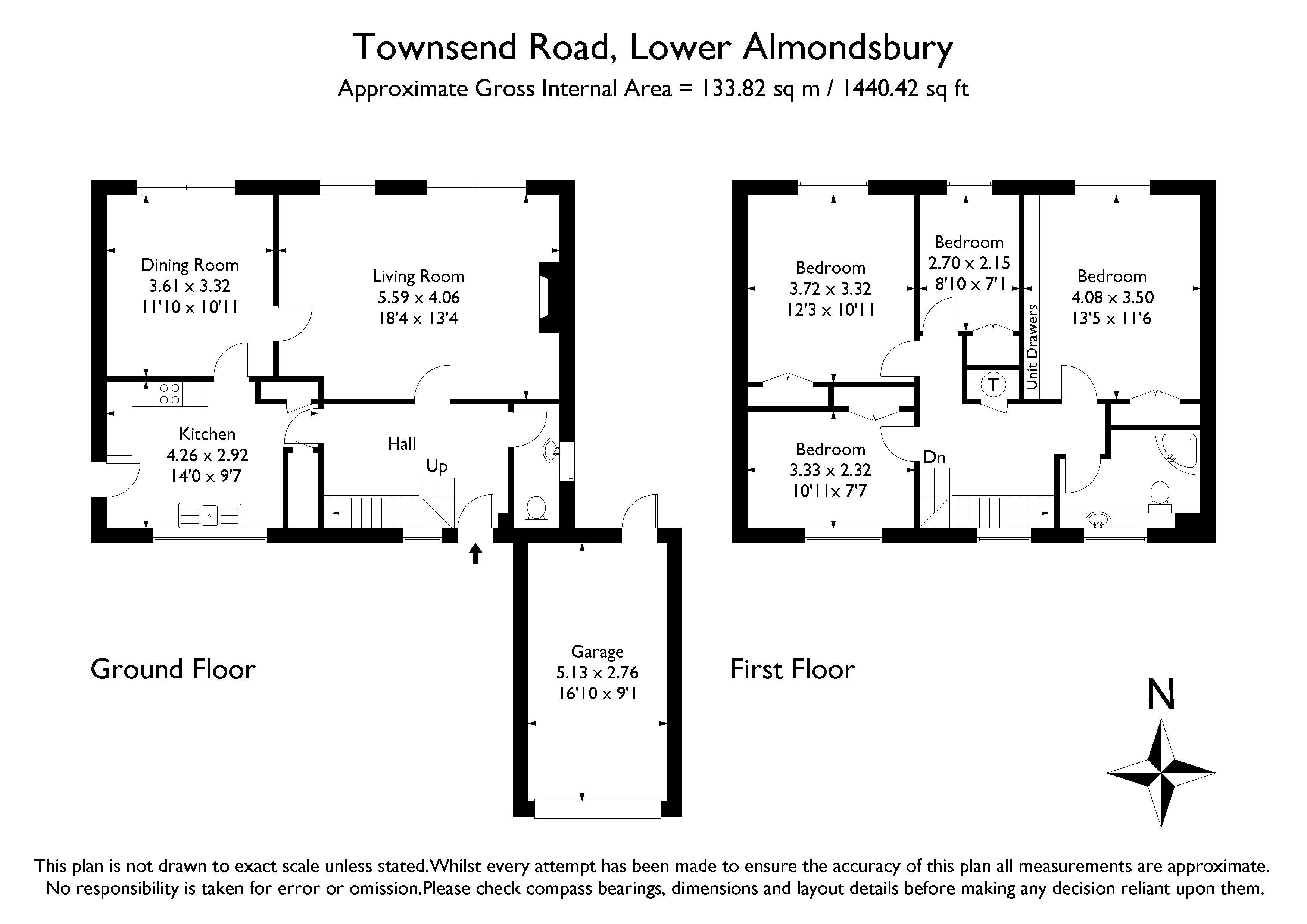 Townsend Lane Almondsbury
