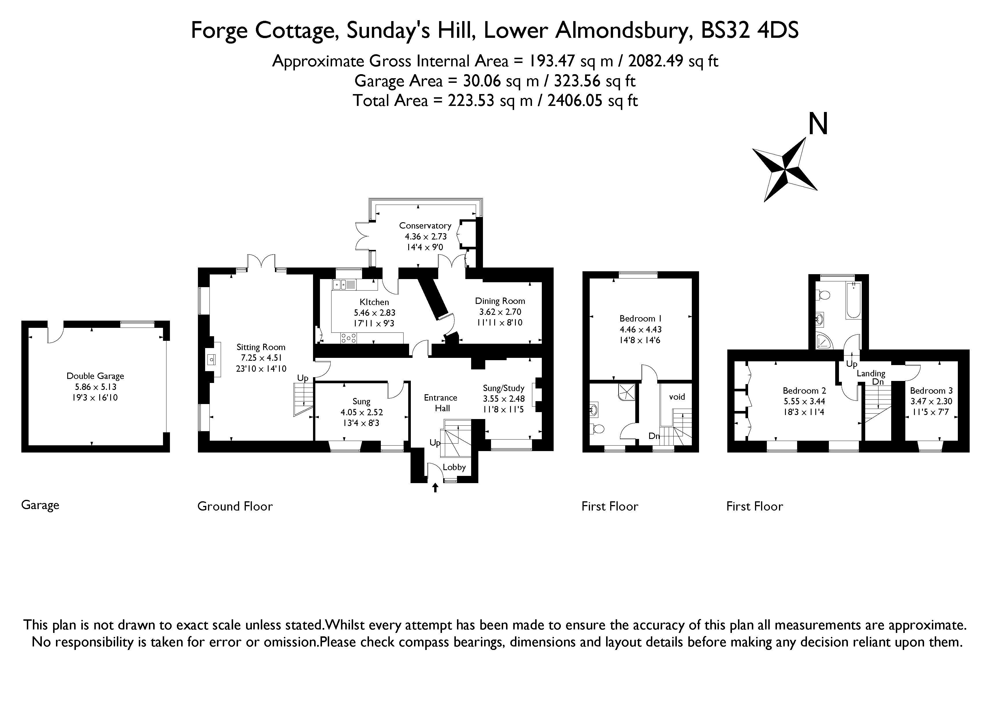 Sundays Hill Almondsbury