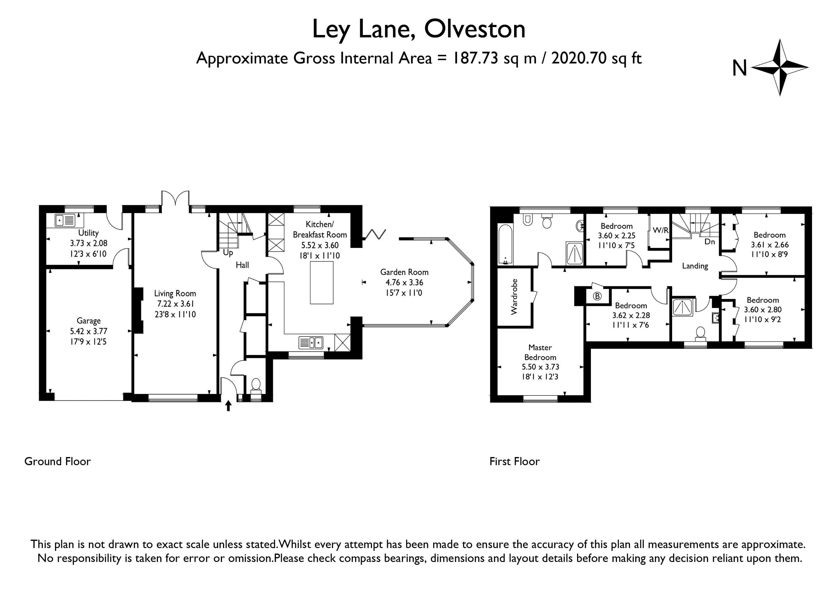 Ley Lane Olveston