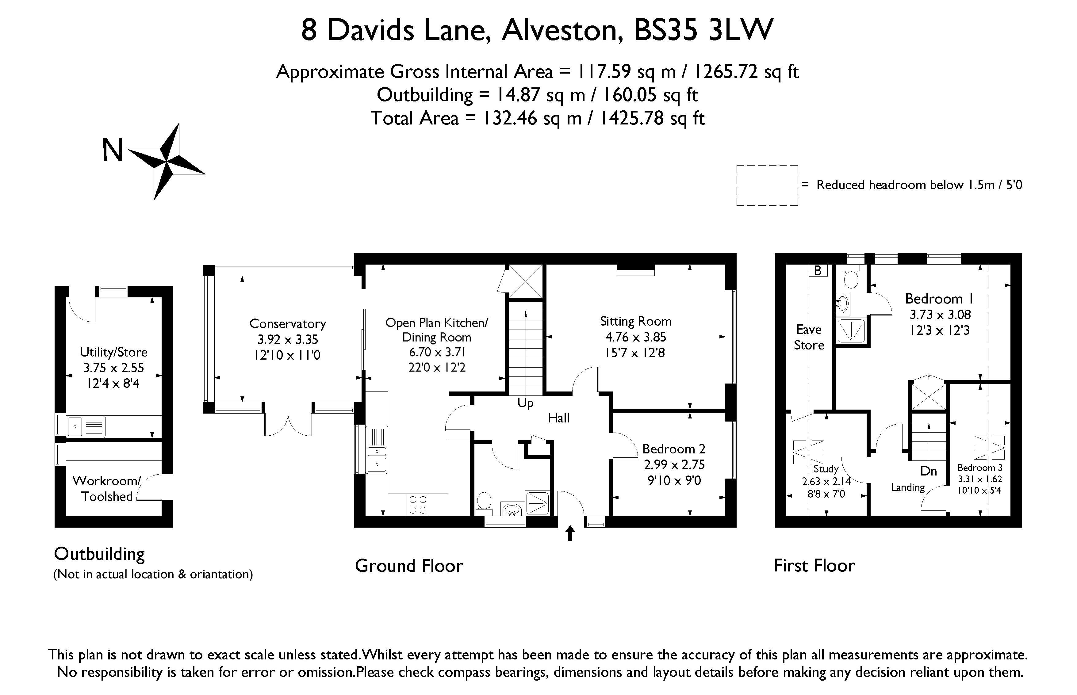 Davids Lane Alveston