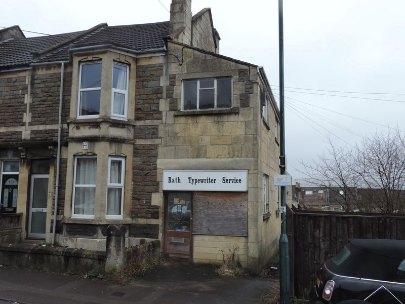 2 Bedrooms Land Commercial for sale in Cynthia Road, Oldfield Park, Bath