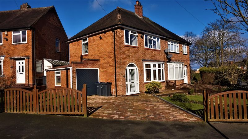 3 Bedrooms Semi Detached House for sale in Heathleigh Road, Birmingham
