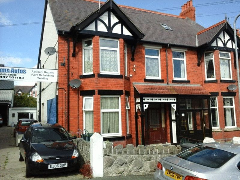 Colwyn Bay, Conwy. For Sale By Auction 8...
