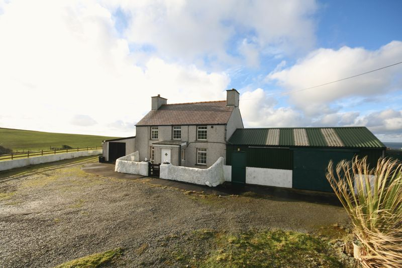 Llanfairynghornwy, Anglesey.  For Sale By Auction 18th February 2016 Subject to Auction Terms & Conditions