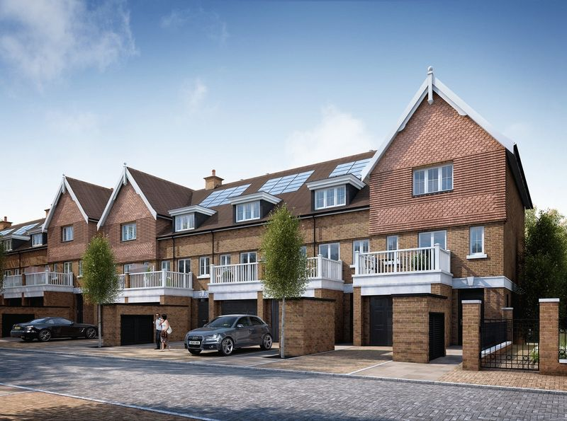 4 Bedrooms Property for sale in Regency Place, Royal Wells Park, Tunbridge Wells