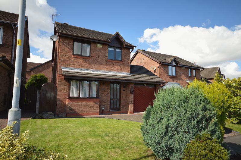Easton Close, Hawkley Hall, Wigan, WN3