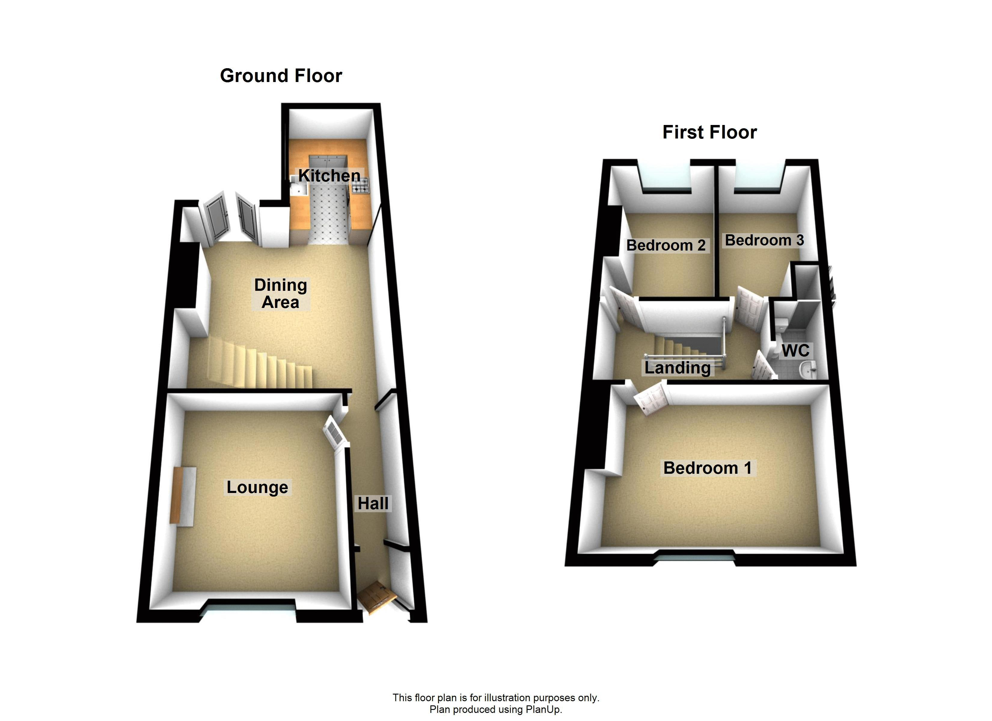 48 Holme Terrace floorplan