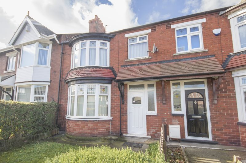 3 Bedrooms Terraced House for sale in Normanby Road, Normanby, Middlesbrough, TS6 0DX