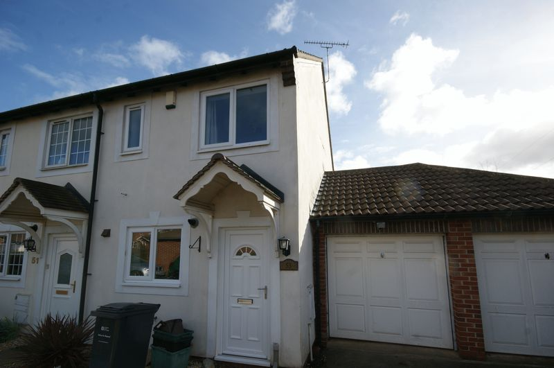 2 Bedrooms House for sale in STAPLEGROVE