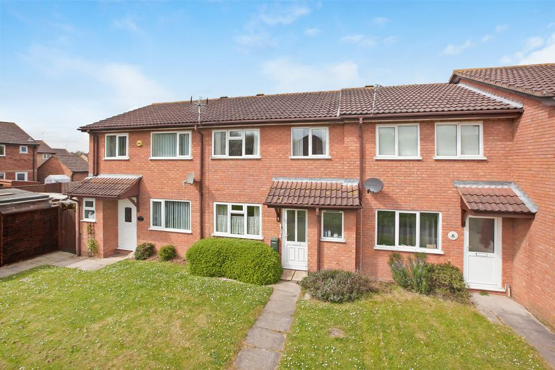 3 Bedrooms Terraced House for sale in Orchid Close, Taunton