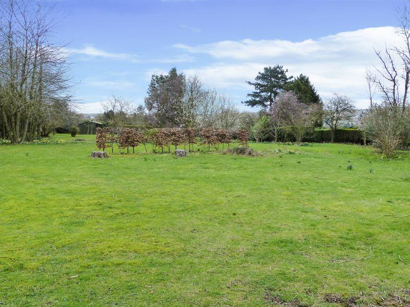 Land Commercial for sale in Cookham Dean. 0.9 acre building plot.