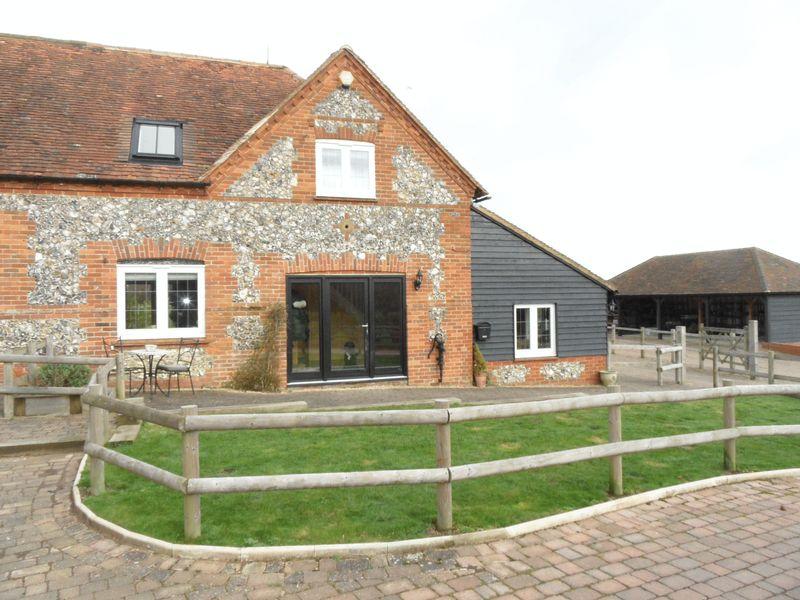 Huckenden Farm Bolter End Lane