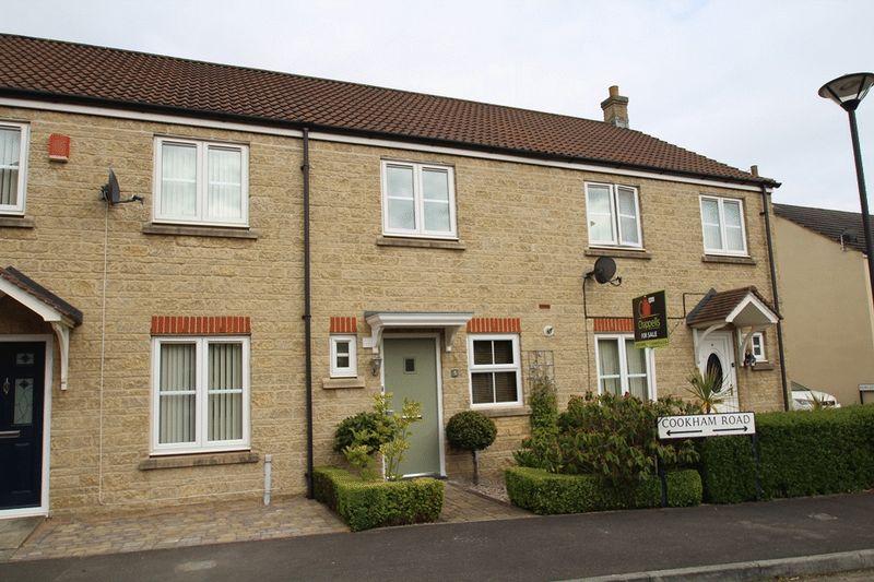 2 Bedrooms Terraced House for sale in Cookham Road, Oakhurst, Swindon