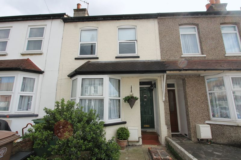 2 Bedrooms Terraced House for sale in Frederick Road, Sutton