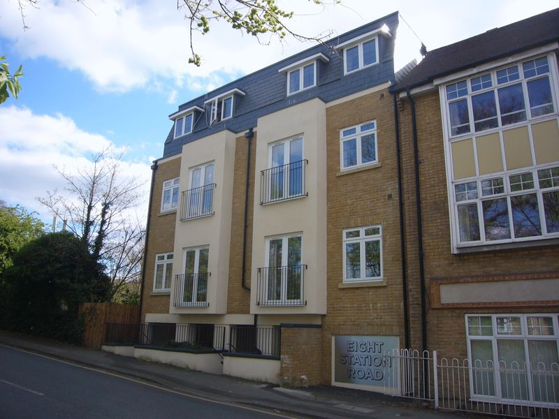 1 Bedroom Flat for sale in Station Road, Belmont