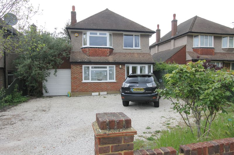 3 Bedrooms Detached House for sale in Northey Avenue, Sutton