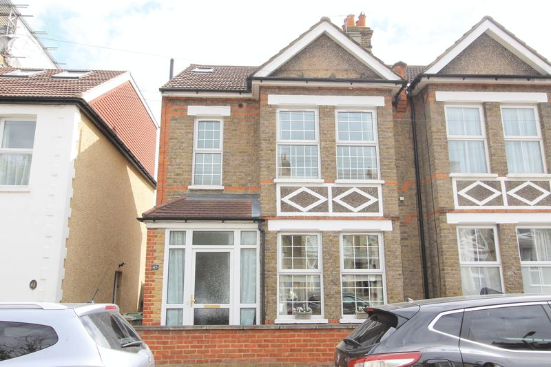 4 Bedrooms Terraced House for sale in Beauchamp Road, Sutton