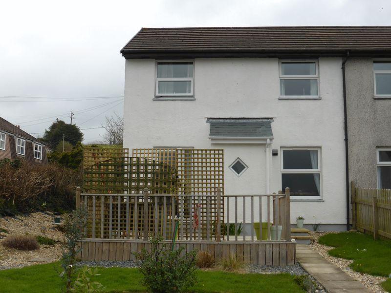 2 Bedrooms Semi Detached House for sale in Pendour Park, Lostwithiel