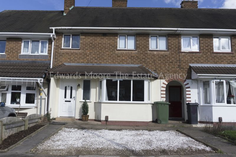 3 Bedrooms Terraced House for sale in Stanley Road, Rushall, Walsall