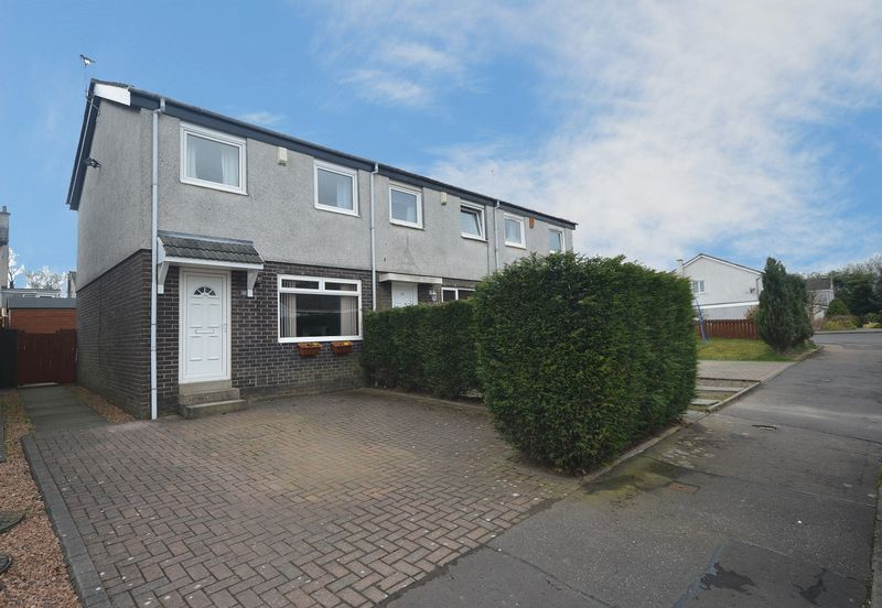 3 Bedrooms Terraced House for sale in Ardross Court, Glenrothes