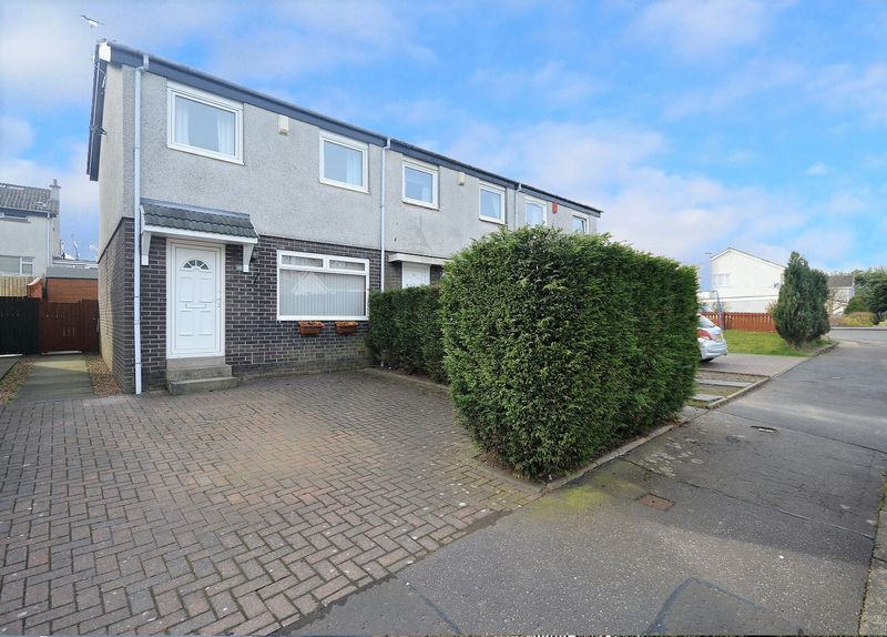 3 Bedrooms Terraced House for sale in Ardross Court, Pitteuchar, Glenrothes