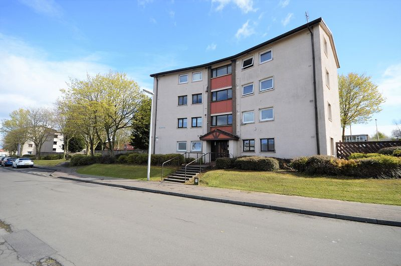 1 Bedroom Flat for sale in Malcolm Road, Warout, Glenrothes