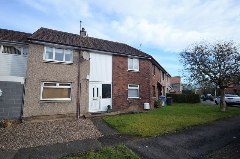 4 Bedrooms Terraced House for sale in Laverock Terrace, Dovecot, Glenrothes