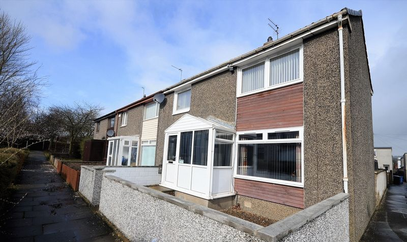 3 Bedrooms Terraced House for sale in Elgin Drive, Tanshall, Glenrothes
